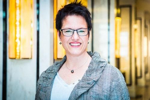 bSb-Bundesgeschäftsstelle Claudia Schneider